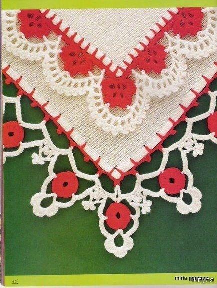 edging crochet magazine   make handmade, crochet, craft