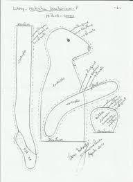 Bildergebnis für maileg christmas angel mouse pattern