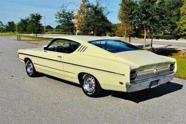 1969 Ford Torino Gt For Sale Lakeland Ford Torino Fairlane