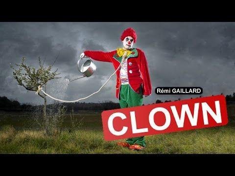 ▶ Clown (Rémi Gaillard) - YouTube