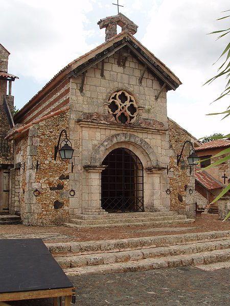 St. Stanislaus Church at Altos de Chavónin La Romana, Dominican Republic