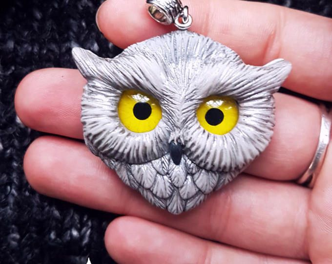 25  best ideas about owl pendant on pinterest