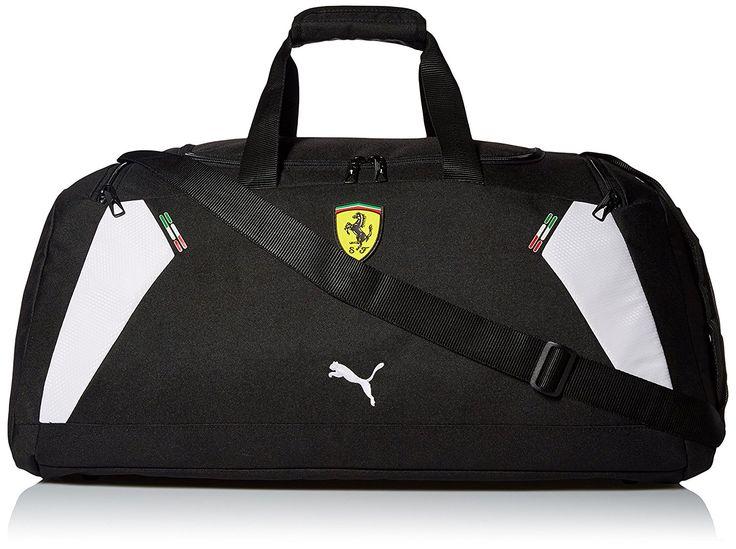 PUMA Men's Ferrari Replica Medium Team Bag >>> You can find more details by visiting the image link.
