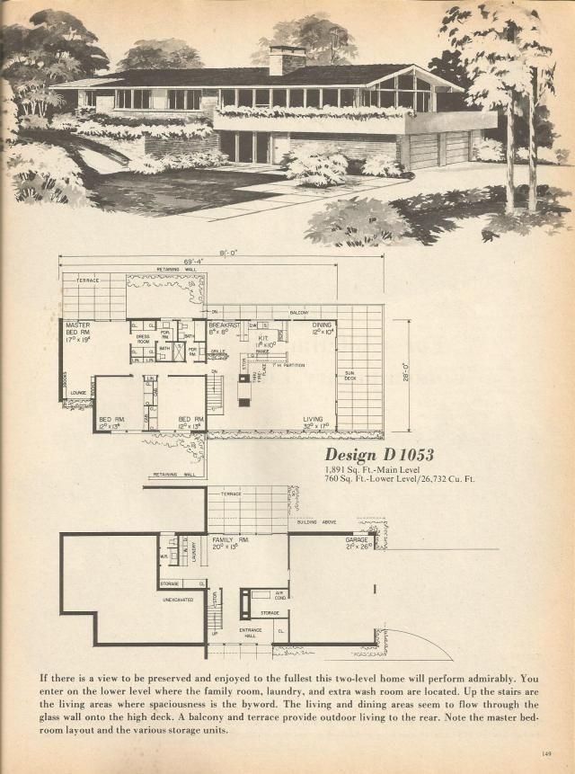 75 Best Mid Century Homes Images On Pinterest