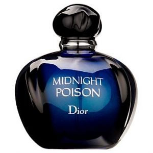 Vénéneux à souhait. Midnight Poison~opening with citrus notes of mandarin and bergamot to the rose heart, and patchouli, amber and French vanilla in the base. The creators of Midnight Poison are Jacques Cavallier and Olivier Cresp of Firmenich in collaboration with Francois Demachy of LVMH.