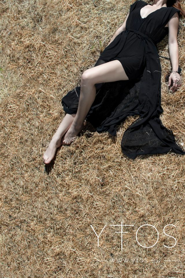 Somewhere in Between | SS 14 Campaign  Photographer | Anastasia Vasilakopoulou Hair & Make Up | Eleni Mitsiali Model | Aspa Basta  www.yfos.eu