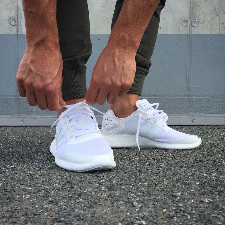 567c40a0e adidas pure boost all white