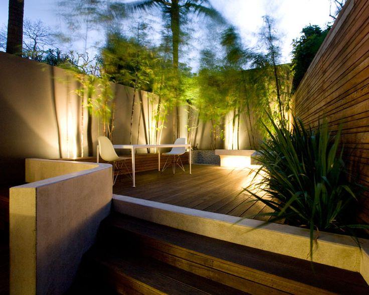 Iluminacion exterior jardin perfect iluminacin para for Iluminacion exterior jardin