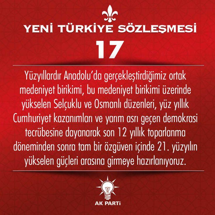 17.Madde, #YeniTürkiyeSözleşmesi