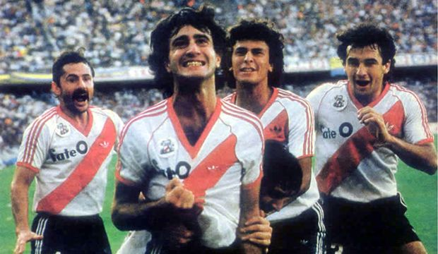 River Plate - Norberto Alonso