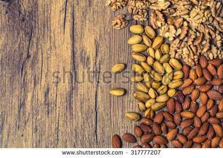 Nuts Stock Photography   Shutterstock