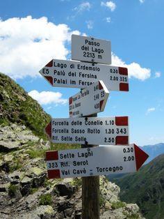 Valle dei Mòcheni: trekking al rifugio Sette Selle