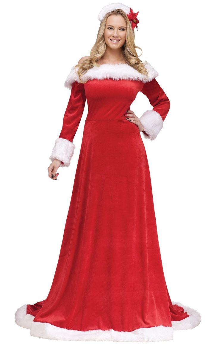 1000  ideas about Santa Dress on Pinterest  Santa costumes ...