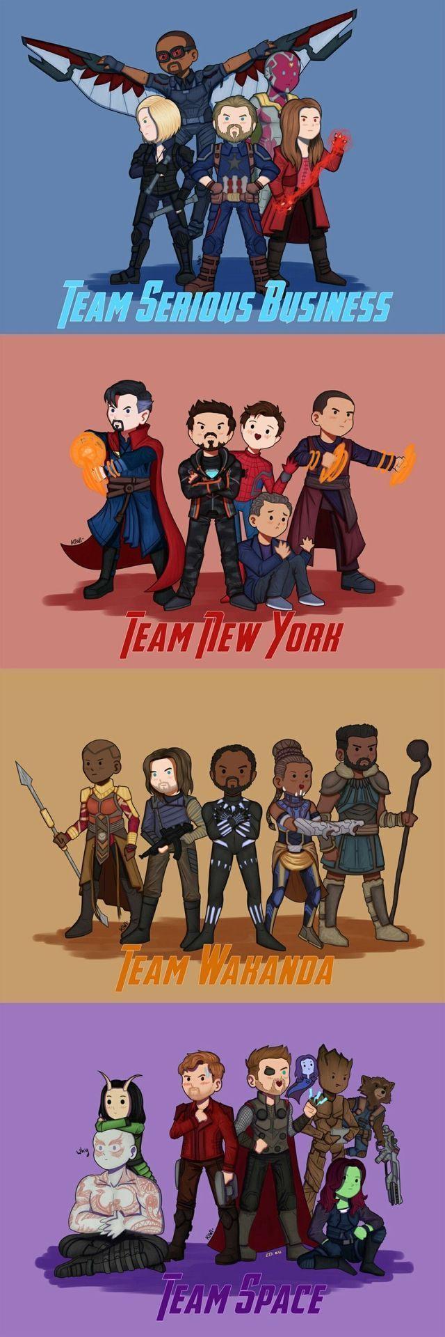 Na xD neues Fandom ??? {Ich bin überhaupt kein Verräter! Prost für Kumat – Avengers
