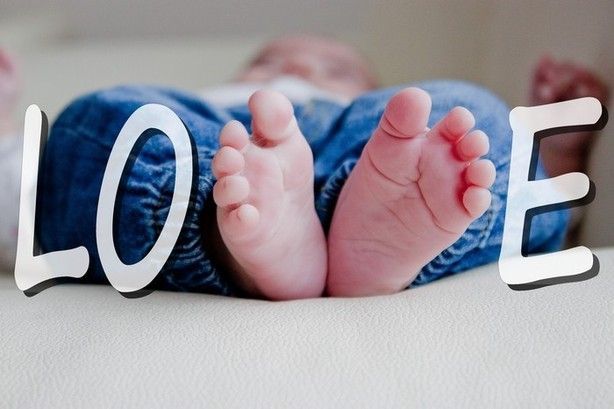 Ideias para fotos de bebes ... Foto idee voor baby's :: ElsaRblog