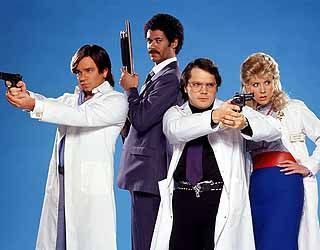 Garth Marenghi's Darkplace  (Cult classic..probably one of the funniest shows I've ever seen)