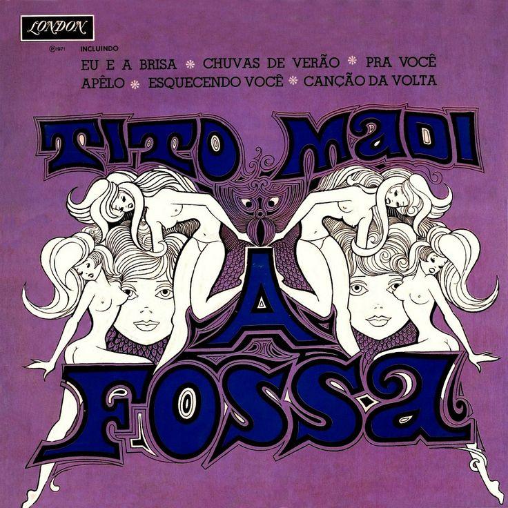 Tito Madi - A Fossa (1971)