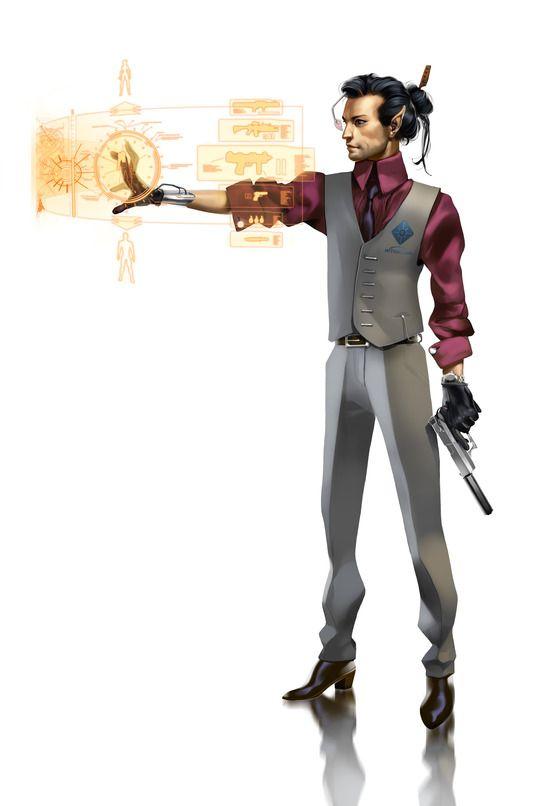 Shadowrun Online by Cliffhanger Productions » Updates — Kickstarter