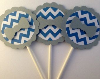 bow tie cupcakes bow tie cupcake toppers sprinkle shower chevron bow