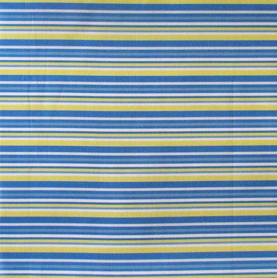Bunny Stripe by Knittingand on Spoonflower