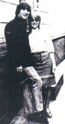 John and Cyn - cynthia-lennon Photo