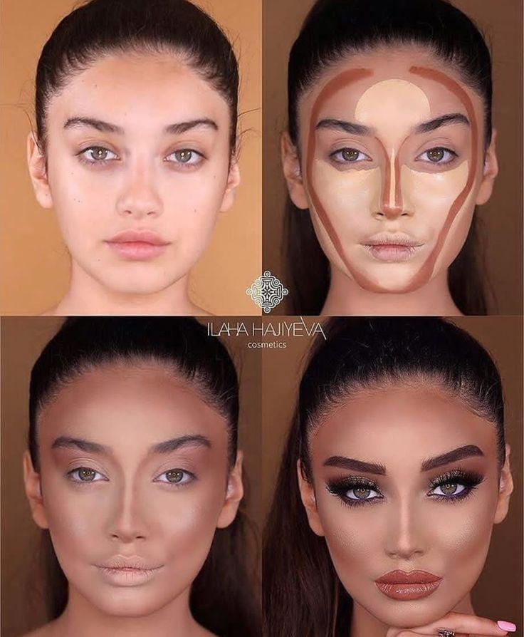 Проги по нанесению макияжа на фото