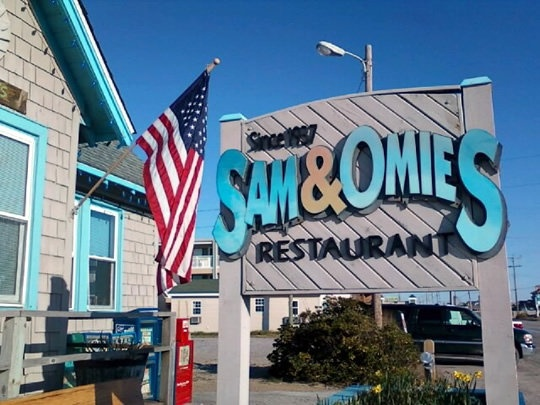 Sam And Omies Restaurant Nags Head North Carolina Outer Banks Donna Says To Have Breakfast Here In 2018 Pinterest