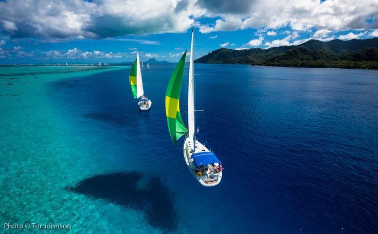 Pearl Regatta, Tahiti - Imgur