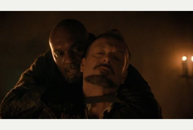The Musketeers preview with Colin Salmon   Bedfordshire News