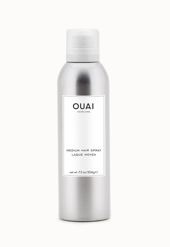 Ouai Medium Hair Spray $26.00 - This medium hold hairspray has a fine and dry feel that's never sticky or tacky, in a super, long-lasting formula that will take your style from work to play.