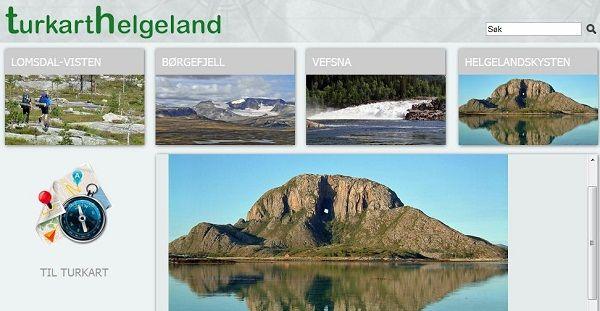 Sajttips för er som ska resa till Helgeland, Norge