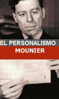 personalismo pedagogico mounier - Google Search