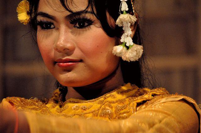 Apsara dancer | Flickr – Cambodia