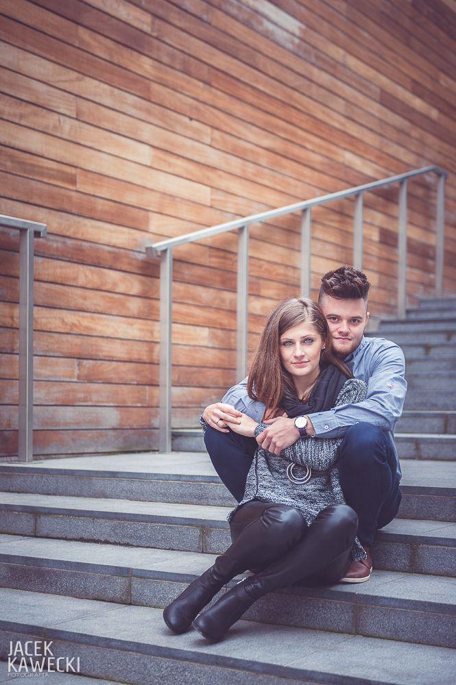 Sesja narzeczeńska – Ewa & Gabriel