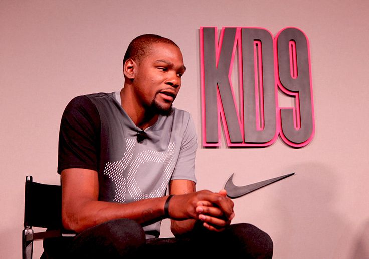 Kevin Durant Talks New Shoes Free Agency The Playoffs And More At Nike KD 9 Launch #thatdope #sneakers #luxury #dope #fashion #trending