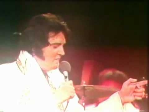 Elvis Presley 'Amazing Grace' John Newton's Gospel Song