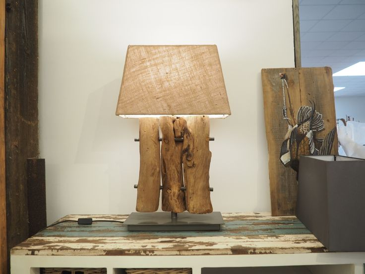 26 Best Teak Root Table Lamps Images On Pinterest