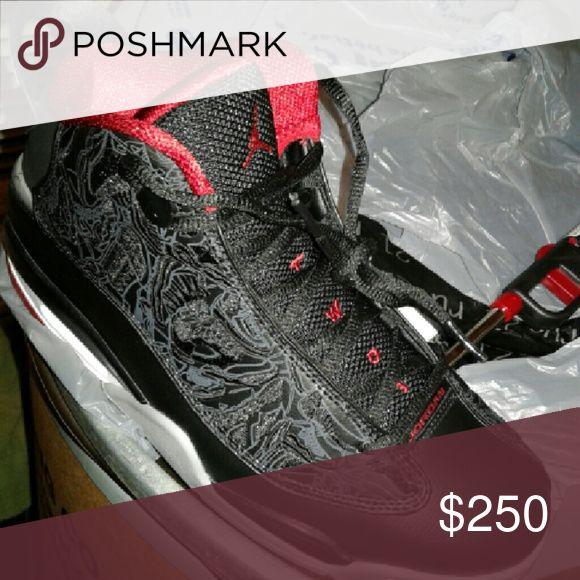 Jordan dub zero sneaker Brand new in the box with tags Jordan Shoes Sneakers