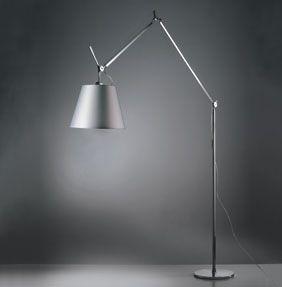 Tolomeo Mega Floor Lamp, Artemide Tolomeo Mega Floor Lamps   YLighting