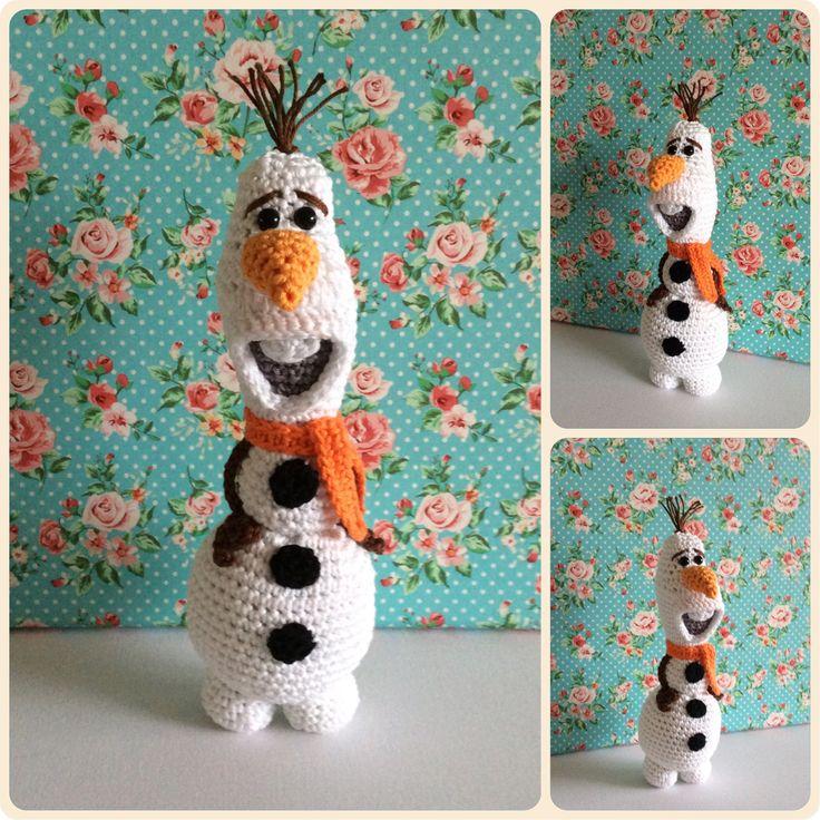 Olaf made by Kriziwizi