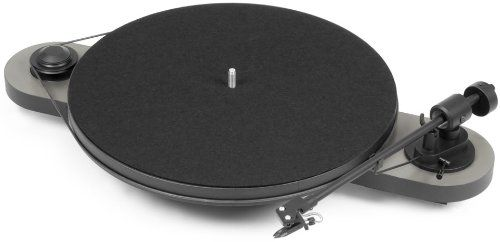 Find Top Quality Turntables like this Pro-Ject Elemental Silver USB Turntable available now at HMVhttp://tidd.ly/4f32617e