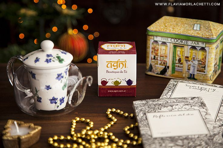 Christmas Tea - Photo session for Agni Teashop ~ Product Photography ~ www.flaviamorlachetti.com