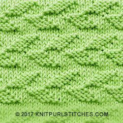 Knit Purl Stitch Alternating : 384 best images about Knitting Stitch Patterns on Pinterest Ribs, Lace knit...