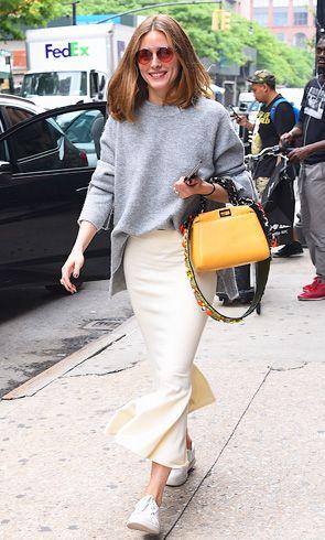 Las últimas tendencias en moda (BOLSO AMARILLO)