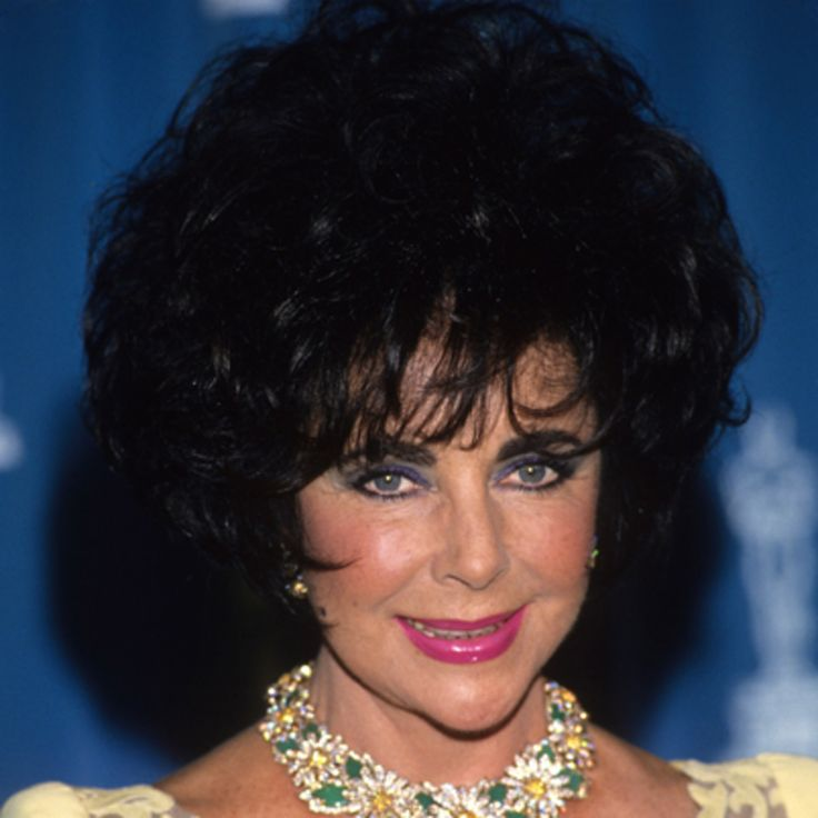 elizabeth taylor | Elizabeth Taylor - Film Actress - Biography.com