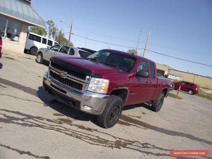 2007 Chevrolet Silverado 2500 #chevrolet #silverado2500 #forsale #canada