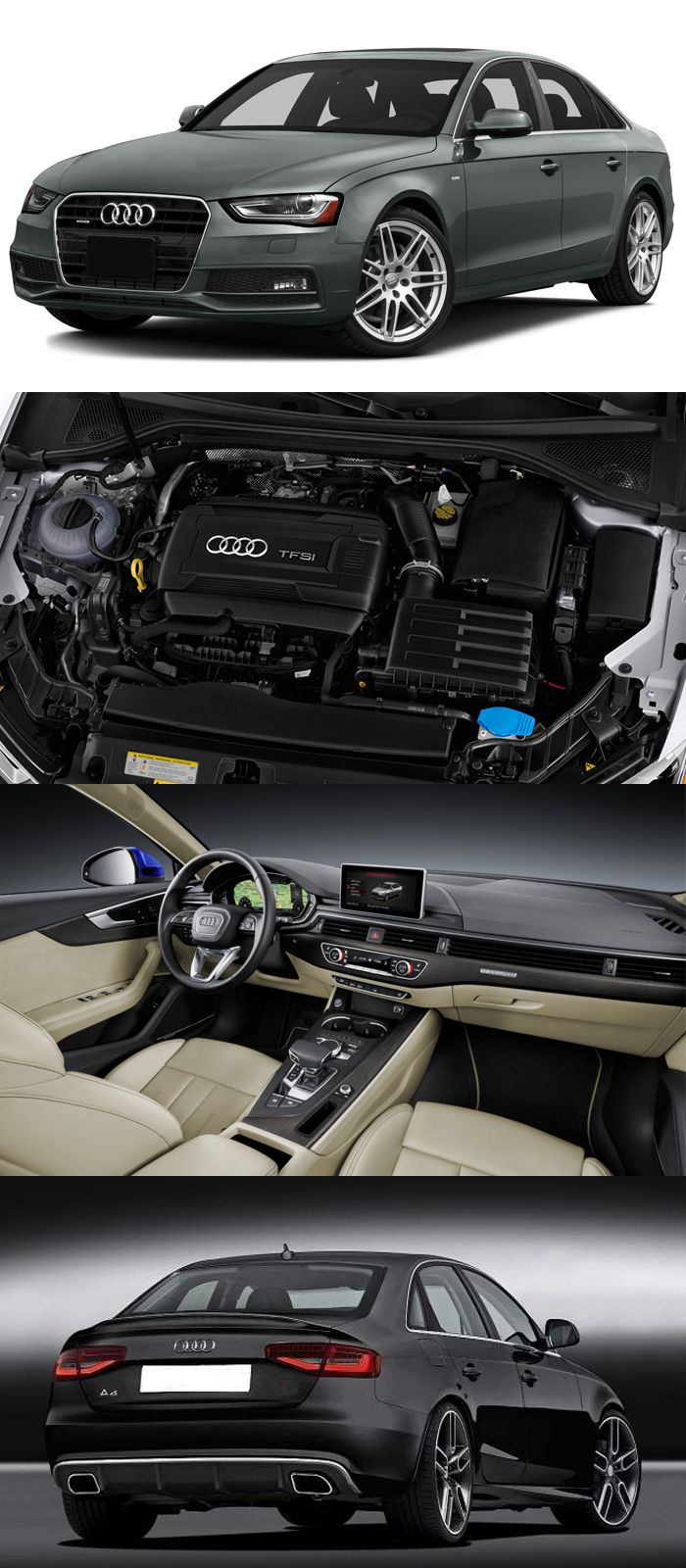 Audi a4 2016 more efficient worthwhile and comfy what you say get