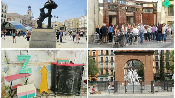 Madrid area guide – The best of the barrios in the city centre