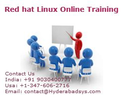 The Red Hat Linux Online Training Certification is a week-long course, provides intensive system administration training enabling participants to develop the skills they need to effectively administer Red Hat Enterprise Linux.