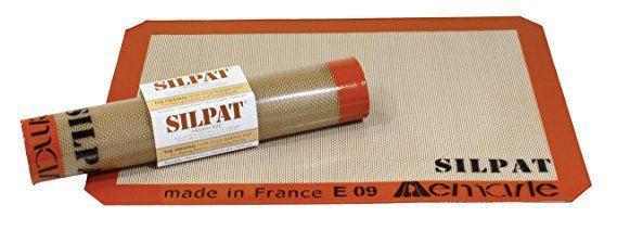 Silpat Premium Non Stick Silicone Baking Mat Medium 9 7 16 X 14